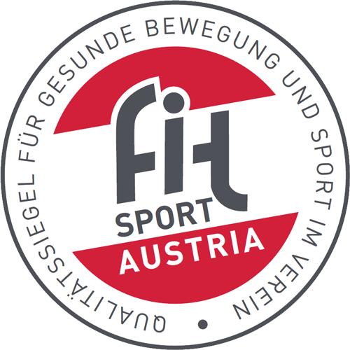 SV Gymnastics - Qualitätssiegel - fit SPORT AUSTRIA