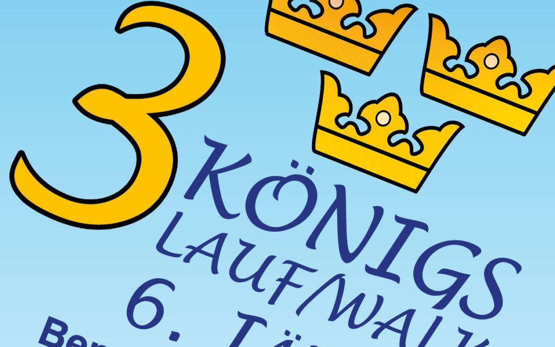 3 Königs-Lauf/Walk