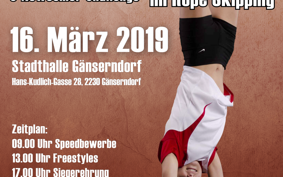 ÖM Rope Skipping 2019