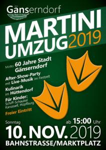 Martiniumzug 2019