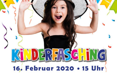Gymnastics Kinderfasching