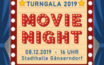 "Turngala 2019 – ""Movie Night"""
