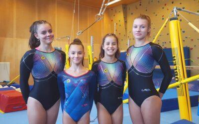 Gymnastics Kunstturnerinnen gehören zur österreichischen Elite